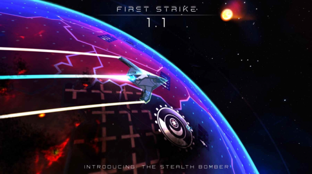 3 large Review First Strike for iOS and Android