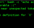 First Attacks Using Bash 'Shellshock' Bug Reported. Here Is How To Check If You Are Vulnerable