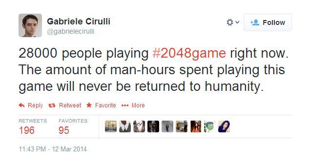 Gabriele Cirulli Interview: 2048 Has Become A Part of