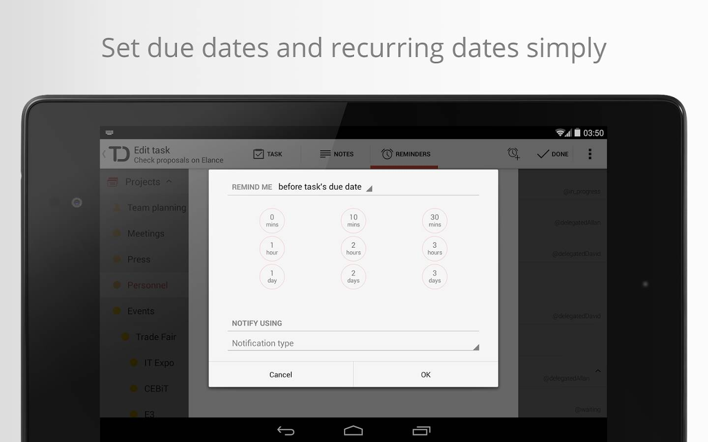 Todoist for Android Review