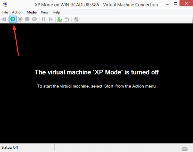 9 large How to add an XP Mode Virtual Machine to Windows 10 or 8 using HyperV