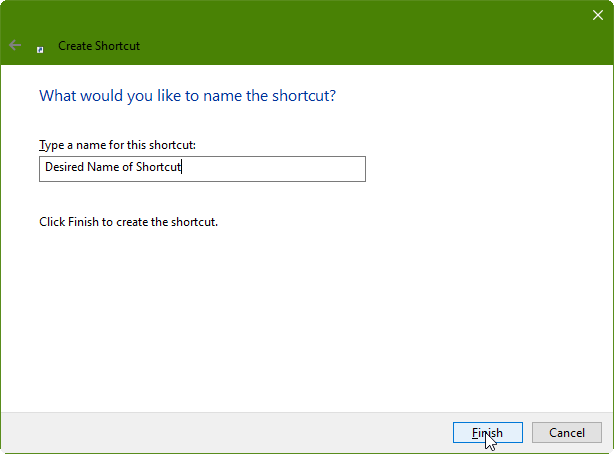 2 full How to create a shortcut for each HyperV Virtual Machine in Windows 10 or 8