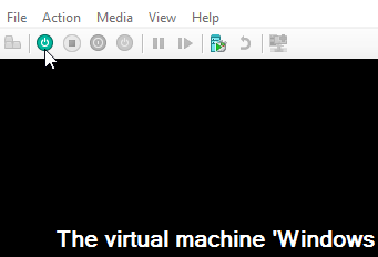 8 full How to create a shortcut for each HyperV Virtual Machine in Windows 10 or 8