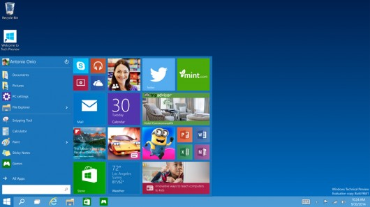 7 Full The Top 15 New Features In Windows 10 Technical Preview
