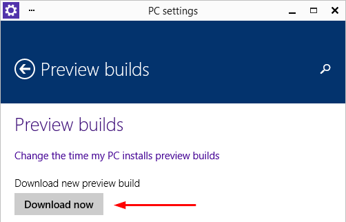 How to Create a Bootable ISO for Windows 10 Technical Preview using