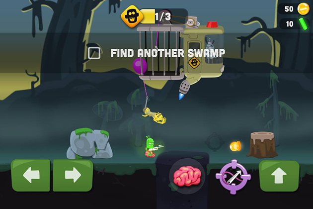 Zombie Catchers Is The Funniest Zombie Game App For Ios