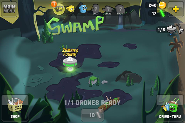 Zombie Catchers Screenshot 3