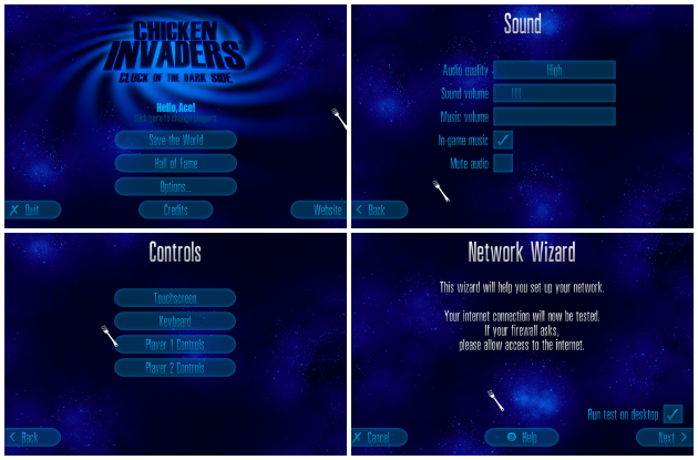 Game Review: Chicken Invaders 5 Cluck of The Dark Side
