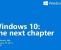 Major Windows 10 Update Coming in January, Expected to be Biggest Build Yet
