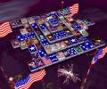 3D Magic Mahjongg - 4th of July Screenshot 0