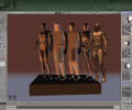3D Virtual Figure Drawing Studio Male Screenshot 0
