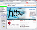 4IE iMacros Web Macro Recorder Screenshot 0