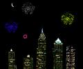 4th of July Fireworks Show Screensaver Screenshot 0