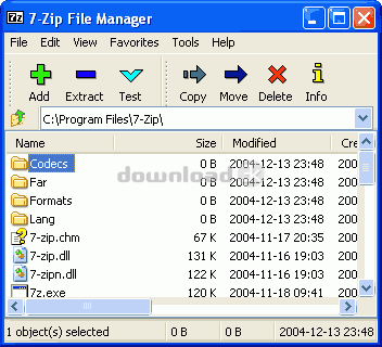 Antivirus report for 7z1900 exe - 7-Zip 19 00