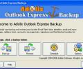 Adolix Outlook Express Backup Screenshot 0