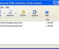 Advanced HTML Protector Screenshot 0