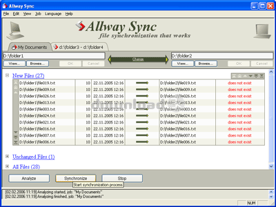 Allway Sync 15 3 1 Review & Alternatives - Free download