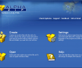Alpha ZIP Screenshot 0