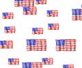 American Flag Screensaver Screenshot 0