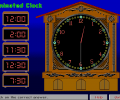 Animated Clock Screenshot 0