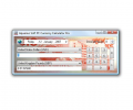 Aquarius Soft PC Currency Calculator Pro Screenshot 0
