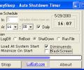 Auto Shutdown Timer - EasySleep Screenshot 0