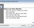 AV Voice Changer Software Screenshot 6