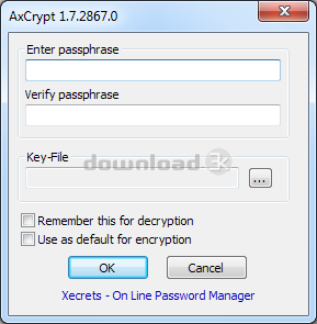 AxCrypt 2 1 1494 Review & Alternatives - Free download