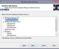 BackRex Mail Backup Screenshot 0