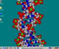 BioMolecula WallPaper Screenshot 0