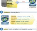 RPM Remote Print Manager Select Screenshot 0