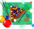 Bubble Snooker Screenshot 0