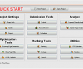 BuildTraffic - Search Engine Submission Optimization Software Screenshot 0