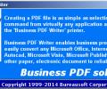 Business PDF Writer Screenshot 0