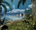 Caribbean Nights ScreenSaver Screenshot 0