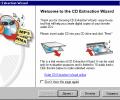 CD Extraction Wizard Screenshot 0