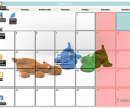 Chameleon Calendar Screenshot 0