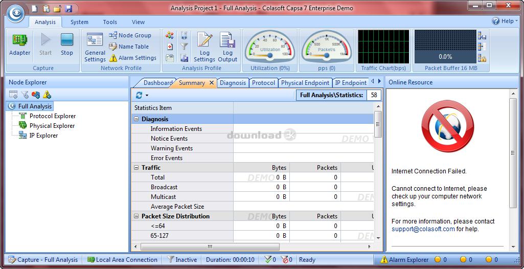 Download capsa_ent_demo_10.0.0.10033_x64.exe Free trial - Capsa ...