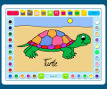 Coloring Book 3: Animals Screenshot 0