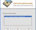 Copy DVD Movie Now Screenshot 0