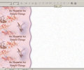 A Country Thanksgiving: Email Stationery Screenshot 0