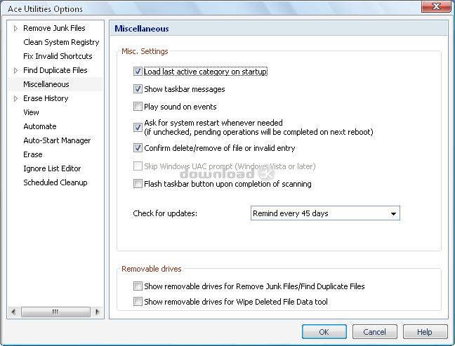 ace utilities 64bit