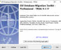 ESF Database Migration Toolkit Screenshot 0