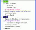 Decent Little To-do List Screenshot 0