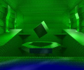 Digital 3D Screensaver Screenshot 0