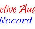 Active Audio Record Component Screenshot 0