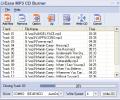 Ease MP3 CD Burner Screenshot 0