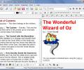 eBooksWriter LITE Screenshot 0