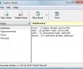 Express Notes Information Organiser Screenshot 0