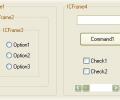 Frame ActiveX control Screenshot 0